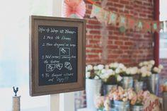Flower Stand Wedding Favor Ideas