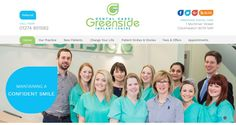 Our website of the day is Greenside Dental Care http://www.greensidedental.co.uk/