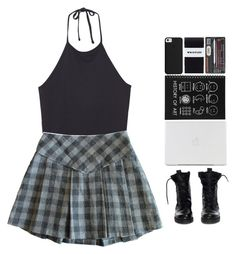 """""""are we human, or are we dancer?"""" by maemaew ❤ liked on Polyvore"""