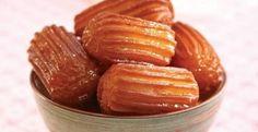Arabic Food, Dessert Bars, Pickles, Cucumber, Almond, Yummy Food, Traditional, Desserts, Recipes