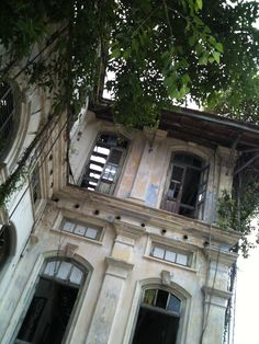 In Penang, Malaysia there are so many old colonial buildings that would make great second-homes.