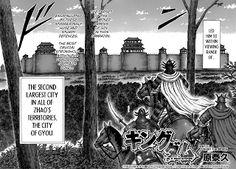 Film dan manga: Kingdom ch 512