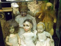 This is why I kept my doll in the closet