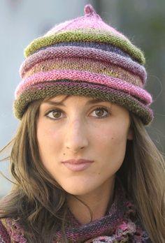 Crochet Basket Pattern, Crochet Beanie Pattern, Knit Crochet, Crochet Hats, Beanie Knitting Patterns Free, Knitting Yarn, Wooly Hats, Knitted Hats, Bonnet Crochet