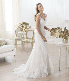 LAREN, Vestido Noiva 2015