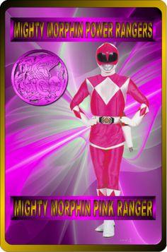 Mighty Morphin Pink Ranger by rangeranime on Power Rangers Fan Art, Power Rangers In Space, Pink Power Rangers, Pink Ranger Kimberly, Power Rengers, Twilight Princess, Princess Zelda, Mighty Morphin Power Rangers, Fire Emblem Awakening