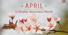 April is Alcohol Awareness Month! Learn more about this important time.  #alcohol #addiction #alcoholawarenessmonth #substanceabuse #recovery