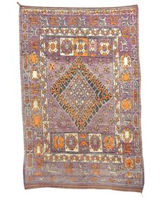 Vintage Moroccan Rug - Moroccan Rugs - $5,500.00 - Carpet Culture | Rug Store | Rug Cleaners in Manhattan - ON SALE!