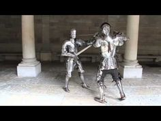 What's It Like to Fight in 15th Century Armor?: A Surprising Demonstration | Open Culture