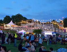 Gute #Musik und tolle #Atmosphäre beim Vorfest! Noch bis Donnerstag könnt ihr die Bands in der Günther-Klotz-Anlage genießen. Ab Freitag rocken dann Raye Garvey Milky Chance und Fettes Brot den Mount Klotz. #visitkarlsruhe #bwjetzt #karlsruhe #visitbawu #evening #nightshot #nightout #music #festival #dasfest #weekend #sunday #happy #instalike #picture #bestoftheday #amazing #germany #travel #travelgram #night #lights #instanight