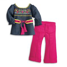 Julie's Tunic Outfit Item# BKD61