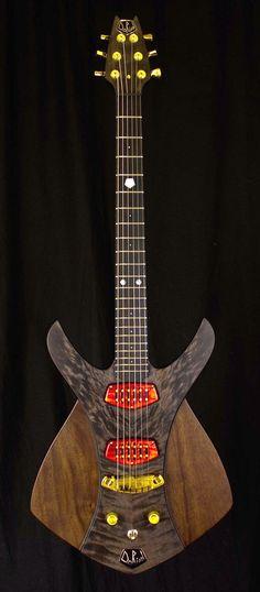 Dorian Rondo | Destroy All Guitars