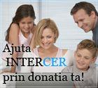 Intercer - Resurse Crestine Romanesti Gratuite, Pagina de Donatii
