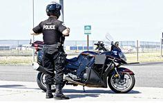 Milwaukee Police Motorcycle