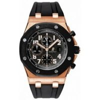 Audemars Piguet Royal Oak Offshore Chronograph 18kt. Rose Gold 25940.OK.OO.D002CA.02  $44,400.00