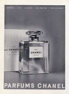 Chanel 1937 No 5. ...I'm running low better get some more for my birthday:)