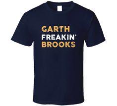 Garth Brooks Freakin Cool Trending Country Music T Shirt