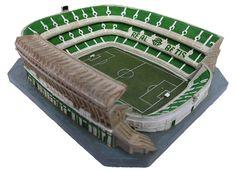 Maqueta del Estadio Benito Villamarin