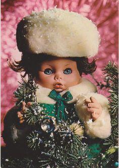 V�NOCE: panenka brunetka - b�l� �epice (italsk�) Childhood Memories, Romantic, Christmas Ornaments, Czech Republic, Holiday Decor, Gifts, Vintage, Noel, Presents