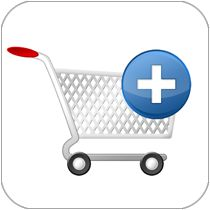 Shopping Cart Feature    Looking to create a mobile store? Easily add and sell items through your mobile app via PayPal or Google Check Out.  Add Location