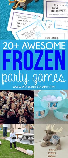 20+ Disney Frozen Games that Are Better Than A Warm Hug