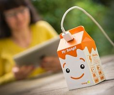 juice box portable charger