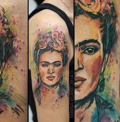 Friga Kahlo | Татуировки, эскизы и тату-мастера России, Украины, Беларуси и из всего бывшего СССР