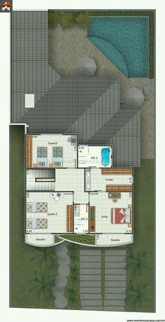 El diseño del baño del cuarto principal