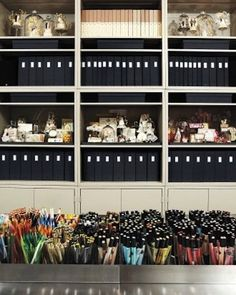 Enviously Organized: Inspiring Craft Rooms | Apartment Therapy