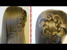 Melting Braid Tutorial and Cute Hairstyle Ideas   Hairstyles For Girls - Princess Hairstyles