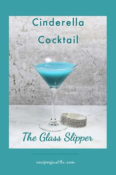 This Disney inspired martini is a wonderful alcoholic version of the fruity Cinderella cocktail. I added vodka and blue curacao to a fruity mocktail mixture. It's creamy and sweet and ready in minutes. Summer Drink Recipes, Sangria Recipes, Margarita Recipes, Summer Drinks, Holiday Punch Recipe, Homemade Lemonade Recipes, Slushie Recipe, Eggnog Recipe, Hot Chocolate Recipes