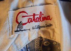 Catalina 1950s swimsuit, Dorothea's Closet Vintage archives