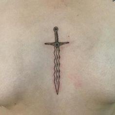 the do-it-yourself, machine-free tattoo community dotwork, linework, blackwork. Sword Tattoo, Dagger Tattoo, Poke Tattoo, Get A Tattoo, Dainty Tattoos, Pretty Tattoos, Cool Tattoos, Tatoos, Dream Tattoos