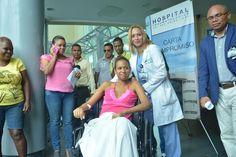 Embarazada intentó suicidarse pide conocer a joven que la ayudó; sale del Hospital Ney Arias