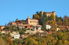 Fulfill your dream of living in the Middle Ages at a guesthouse in Castello di Tagliolo, Piedmont, Italy