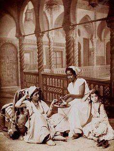Jean geiser Algers circa 1870s