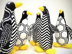 Pinguïns purl bee