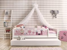 Cama con cama nido PRINCESS