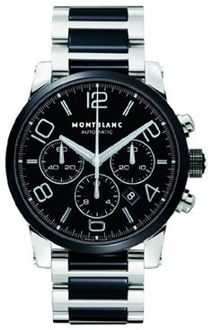 For hubby one day?  Mont Blanc TimeWalker Chronograph Automatic