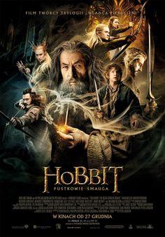 """""""Hobbit: Pustkowie Smauga"""" - plakat"""