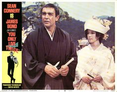 You Only Live Twice, US lobby card #1, 1967!