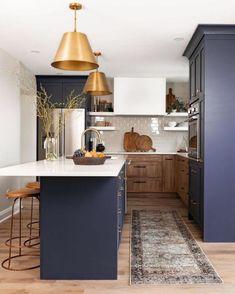 Home Interior Design .Home Interior Design Home Interior, Kitchen Interior, New Kitchen, Interior Design, Kitchen Ideas, Two Toned Kitchen, 10x10 Kitchen, Cheap Kitchen, Kitchen Trends