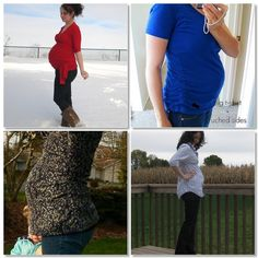 maternity sewing tutorial roundup|| veryshannon.com