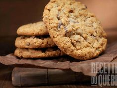 Oatmeal Raisin Cookies Recipe (Wholesome Sweeteners), made with agave nectar, vegan 21 Day Fix Desserts, 21 Day Fix Snacks, Apple Cookies, Oatmeal Raisin Cookies, Apple Oatmeal, Cranberry Cookies, Vegan Oatmeal, Cookies Vegan, Protein Cookies