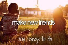 we definitely need to make friends wherever we go!! on my summer bucket list w/ @Style Space & Stuff Blog Sorrels ♡