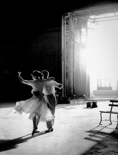 Audrey Hepburn and Fred Astair 1956 Funny Face Richard Avedon