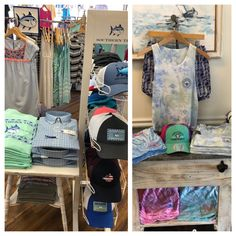 the latest FUN stuff!!!  From Southern Tide and Southern Shirt Co.!