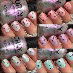 I have the @orlynails La La Land collection for Spring on the blog today! This is Anything Goes over all of the previous polishes shown! #orly • • • #nailart #naildesign #manicute #nailsofig #nailstagram #nailinspiration #naillacquer #nailideas  #nailitdaily #nailartclub #naillove #thenailartstory  #ilnpfeature #fashionfooting #nailblogger #bblogger #polishaholic  #hbbeautybar #hpbloggers #fabulouslytrendy #nailartwow #minailgirl  #Regram via @fashionfooting