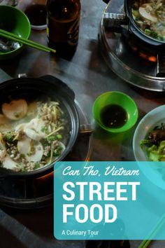 A Culinary Tour of Can Tho Street Food – Man Vs Globe