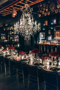 Chic Yet Cheeky: The 'Fun Formal' Dinner at The Los Angeles Athletic Club | Timothy Oulton